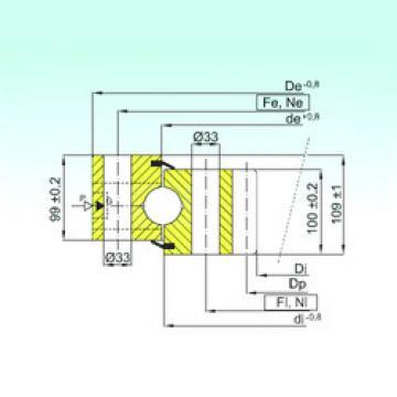 المحامل ZB1.50.2240.400-1SPPN ISB
