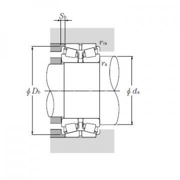 Bearing HM265049/HM265010DG2+A