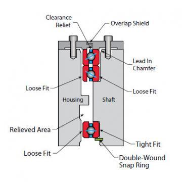 Bearing SD075CP0
